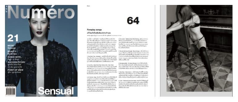 Numero tijdschrift